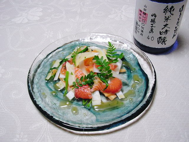200604香り野菜とサーモンの春サラダ.jpg