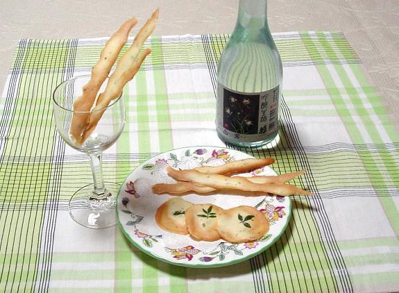 ちゅいーるー吟醸生酒レシピ(2007.3)